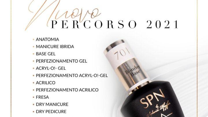 Percorso Formativo SPN Nails Italia 2021